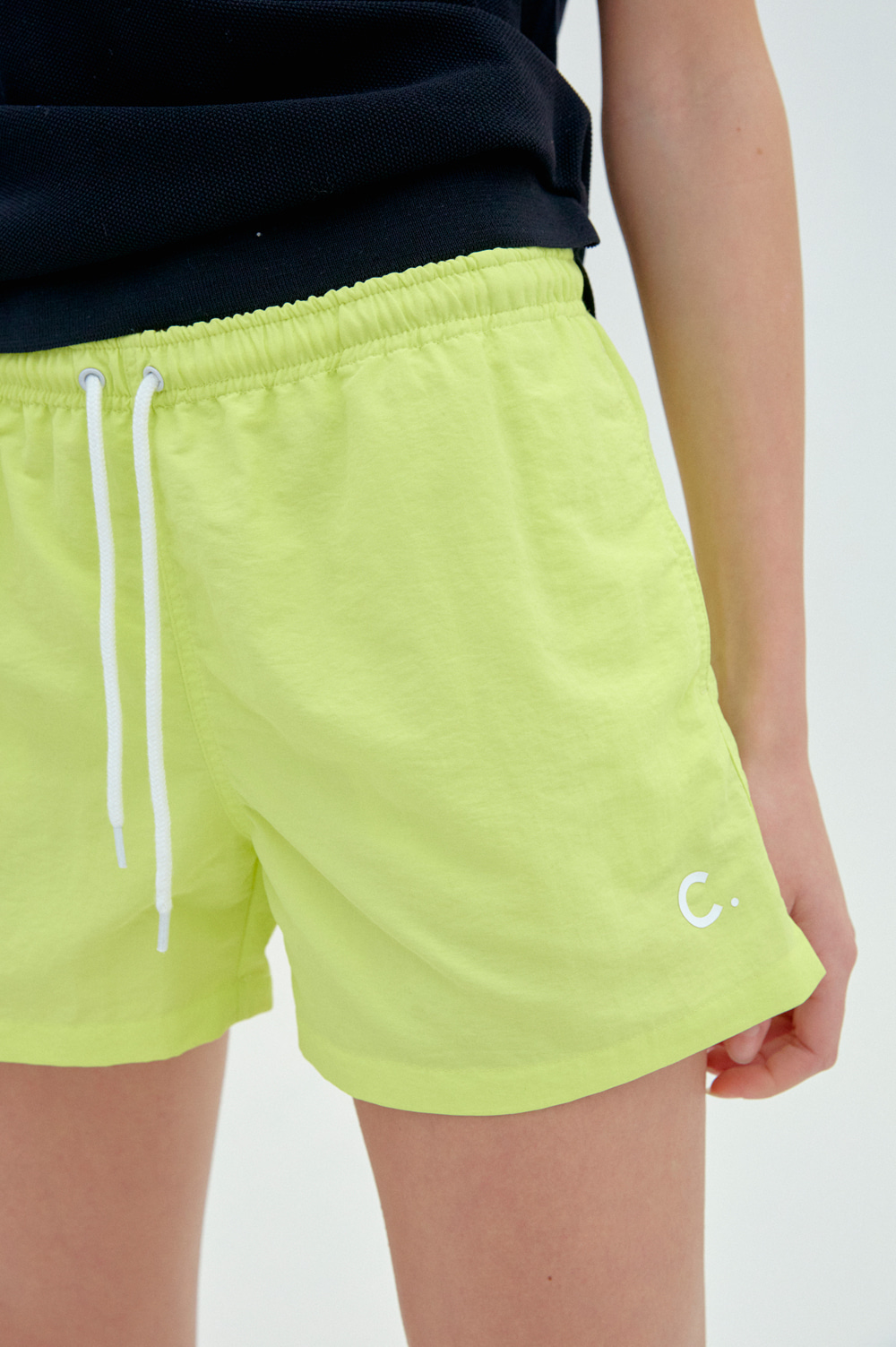 Summer Shorts_Women  (Lemon)