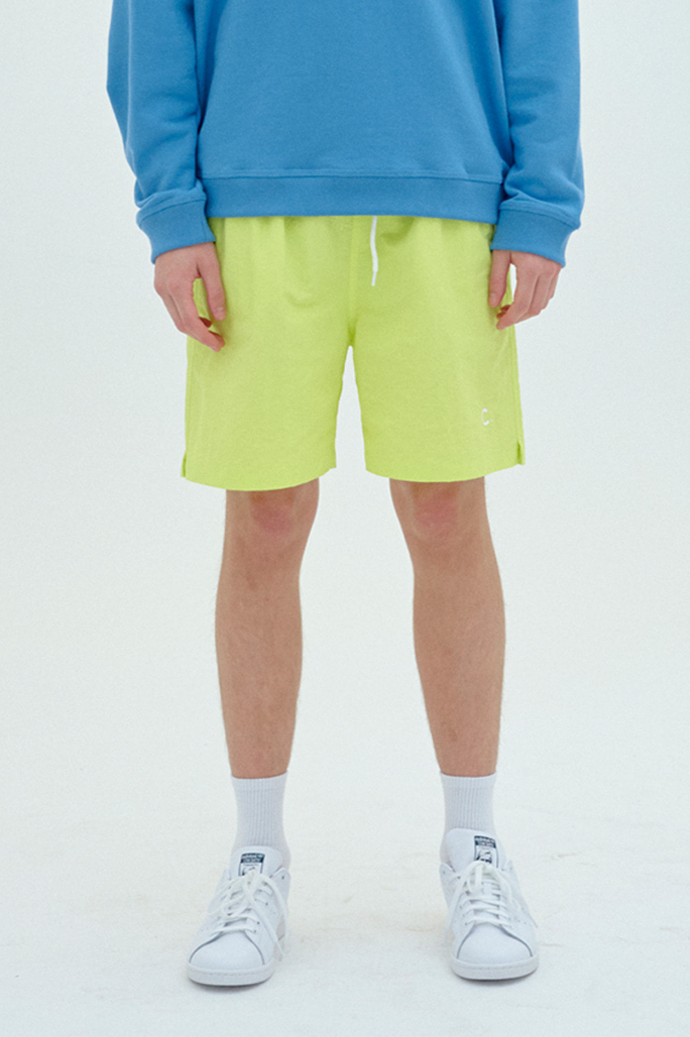Summer Shorts _Men  (Lemon)