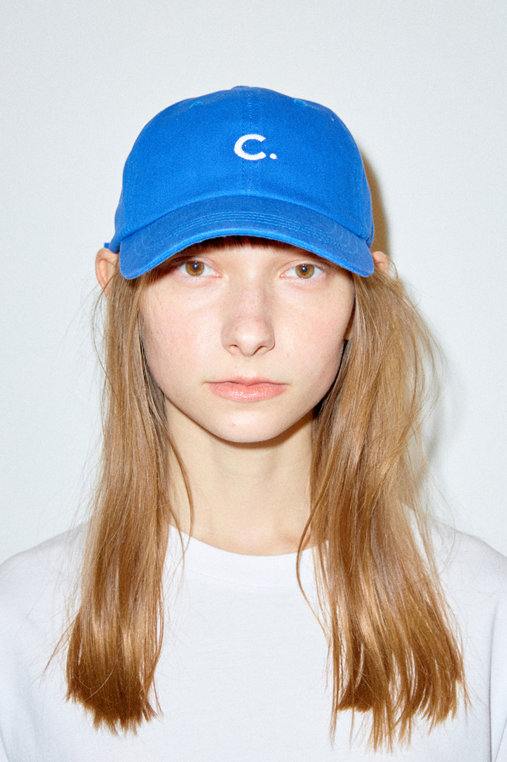 [11차리오더] Basic Fit Ball Cap (Paris Blue)