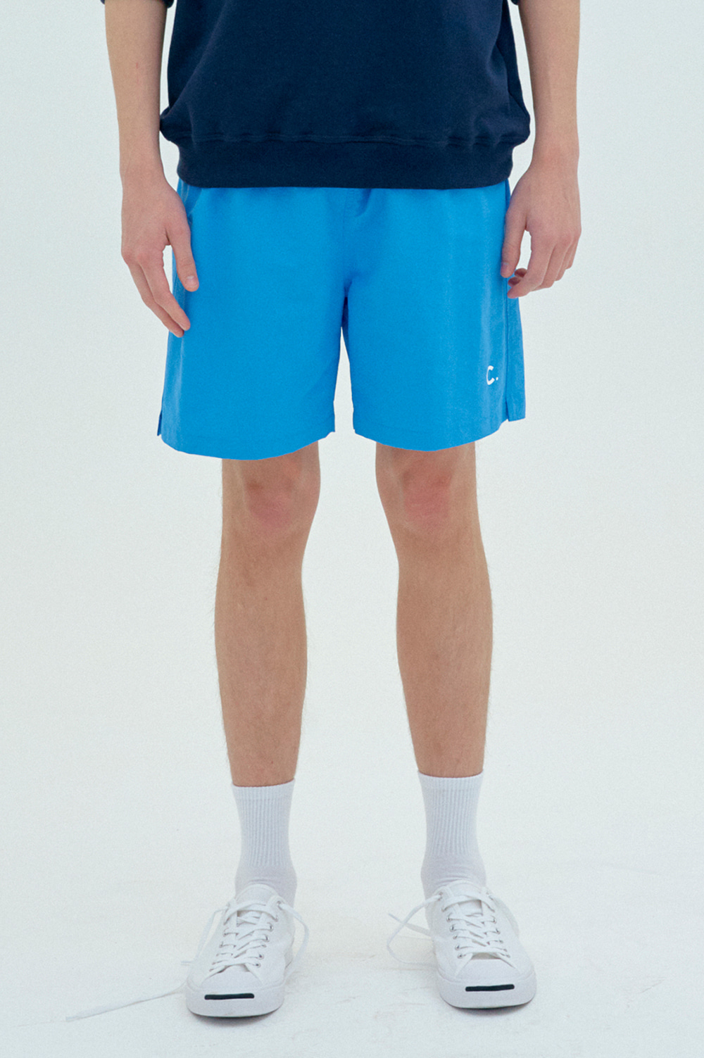 [2차리오더] Summer Shorts _Men  (Blue)