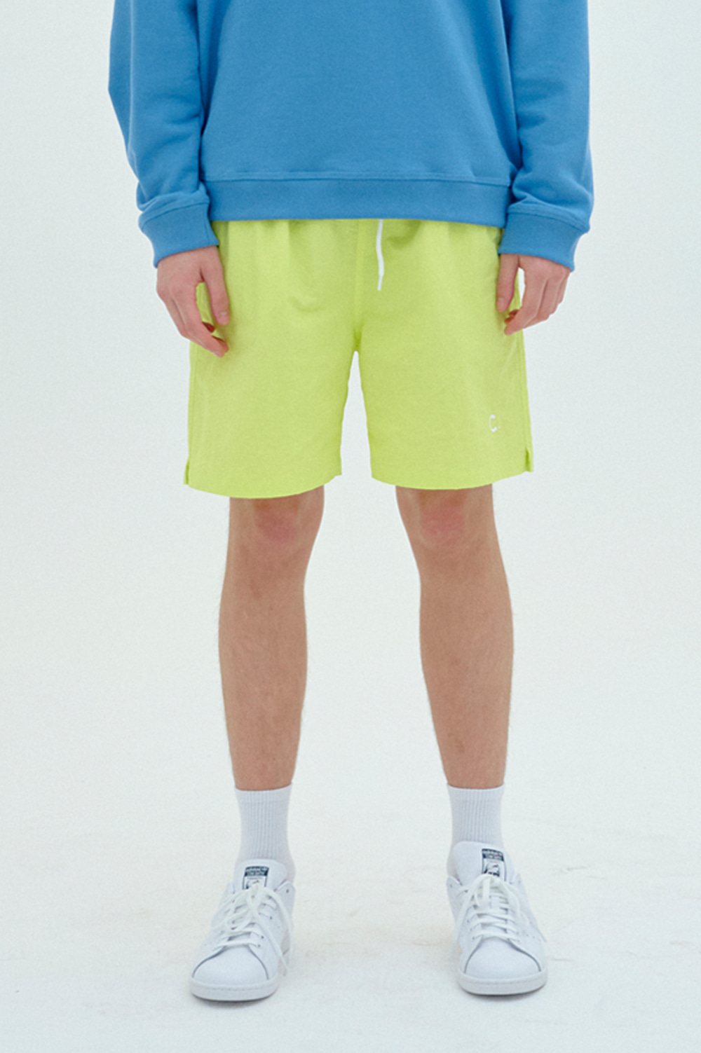 [2차리오더] Summer Shorts _Men  (Lemon)