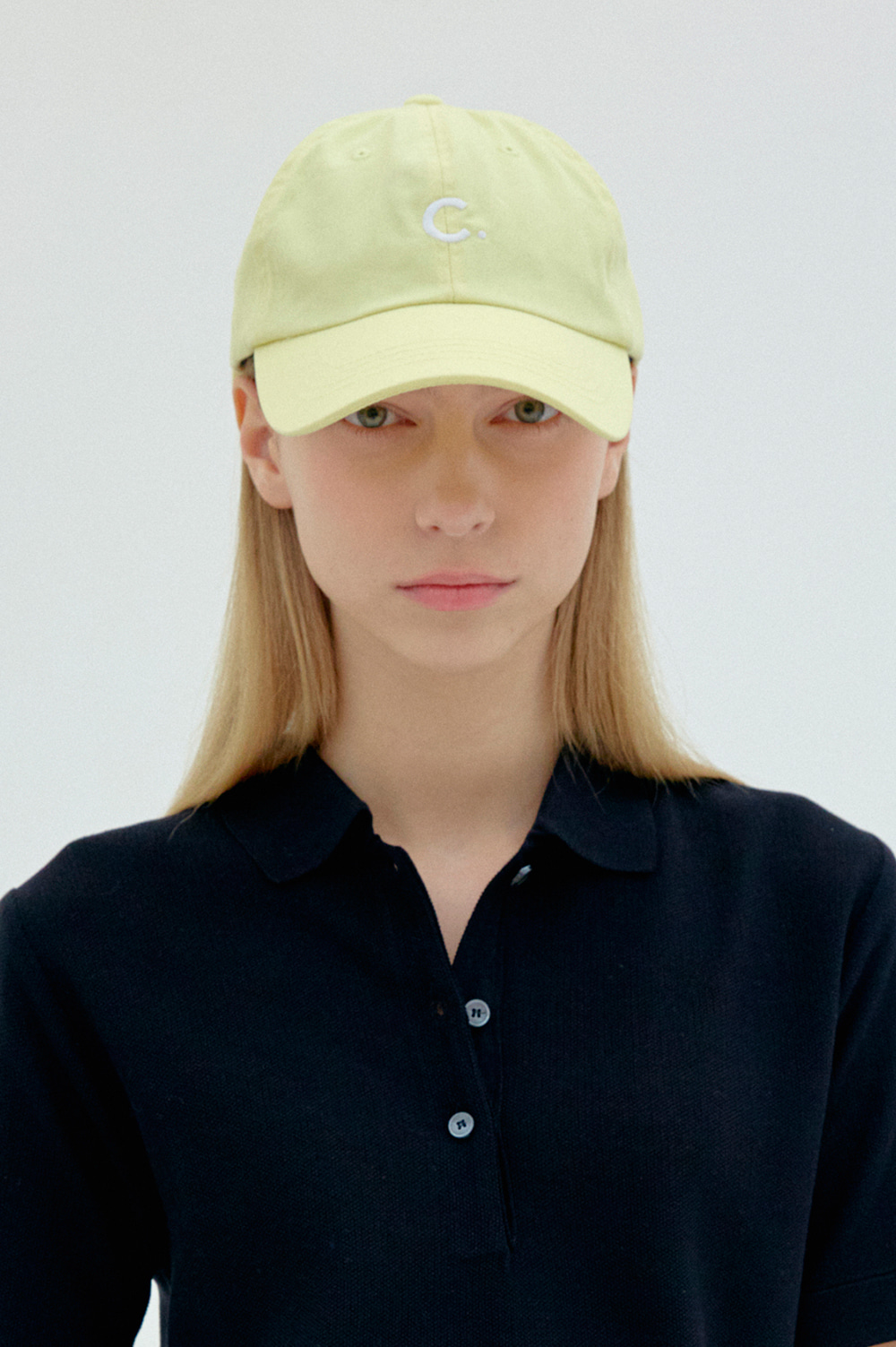 Basic Fit Ball Cap (Lemon)