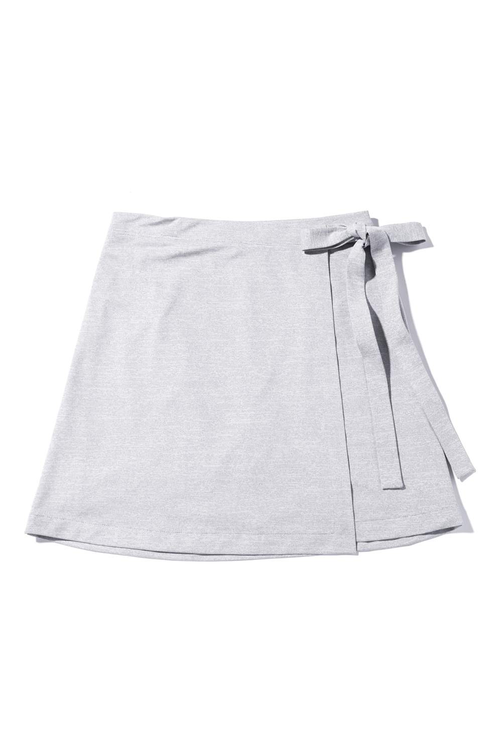 Wrap Skirt  (LightGray)
