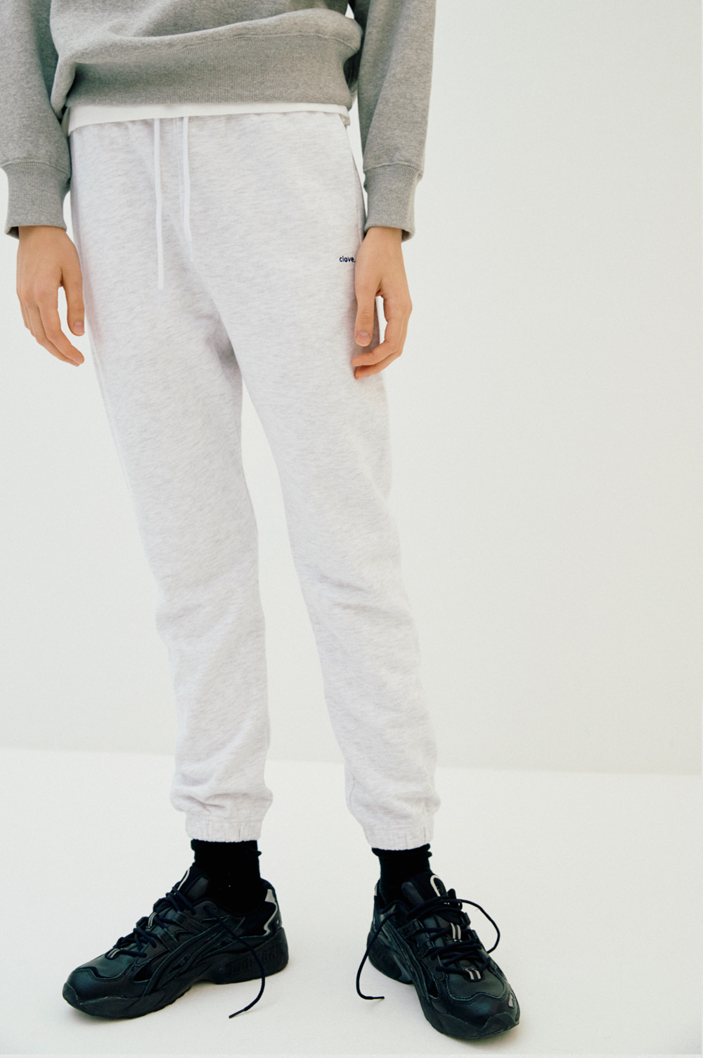 Active Sweat Pants_Women (gray)