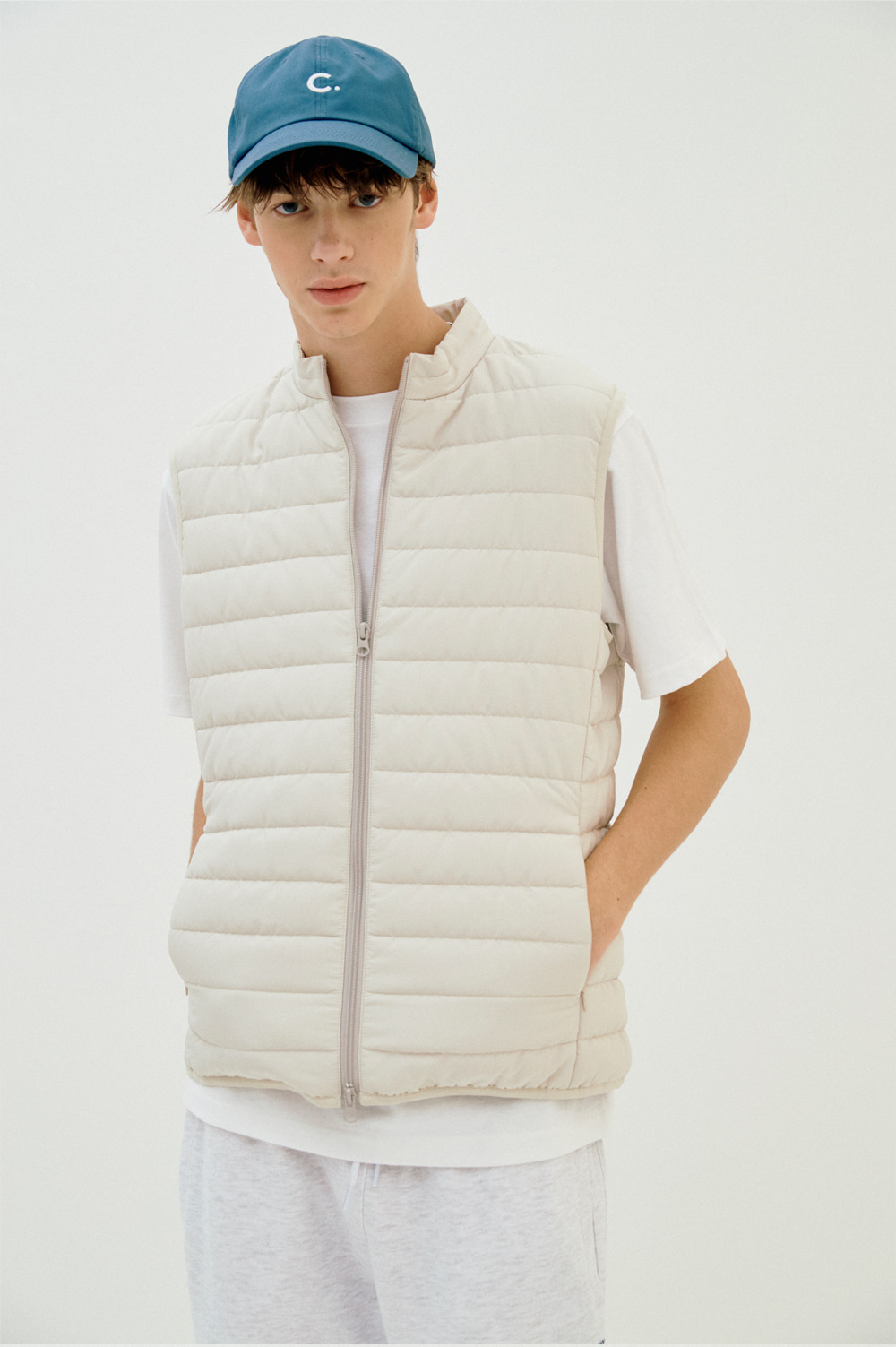 Light Warm Vest _Men  (Neutral)