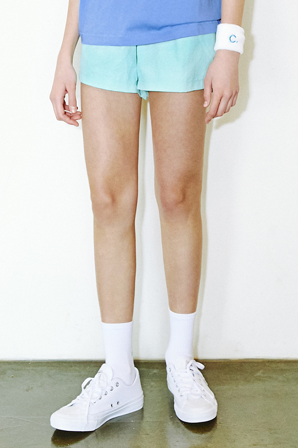 Summer Shorts _Women (Mint)