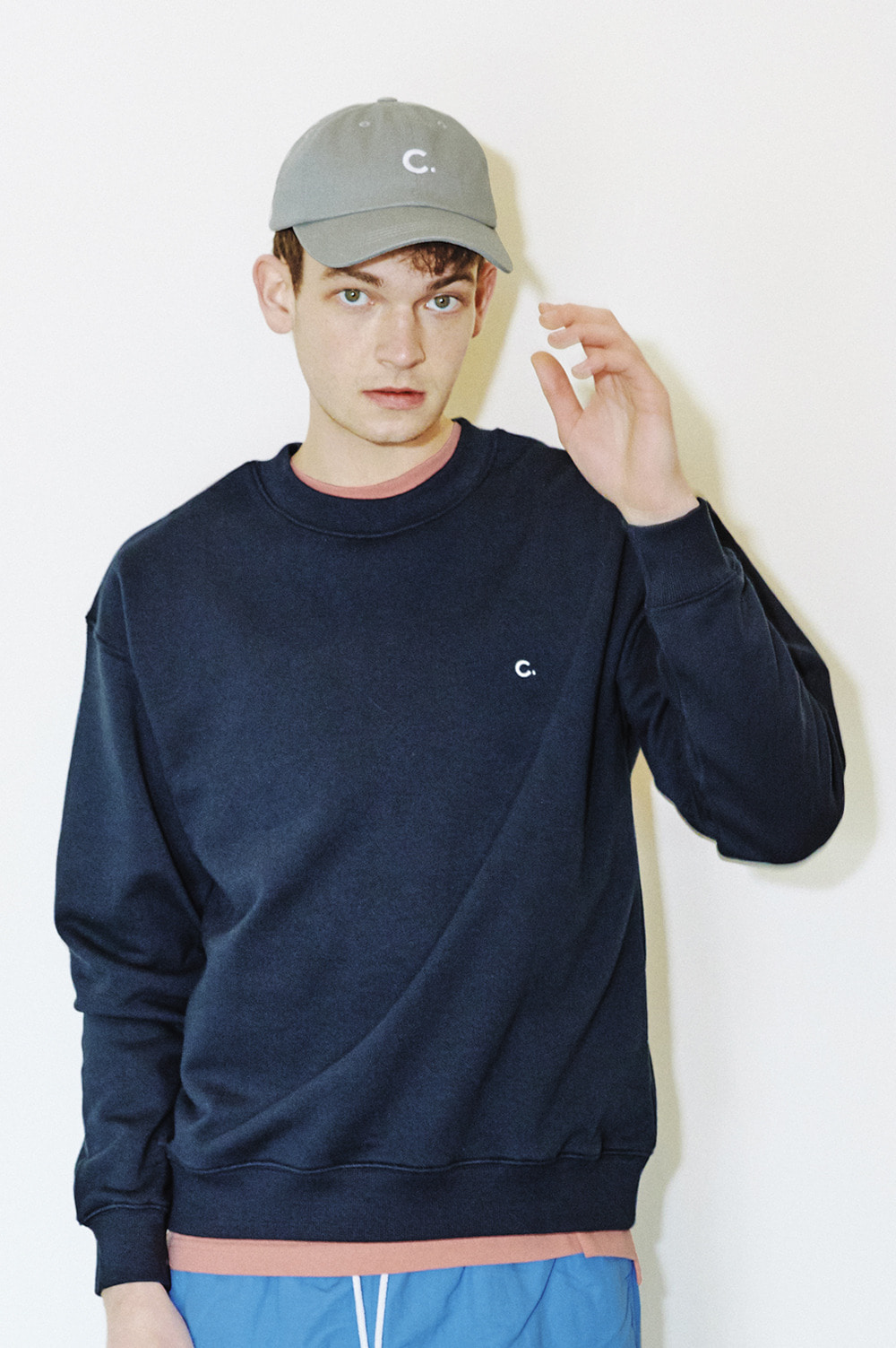 Active Sweatshirts _Men (Navy)