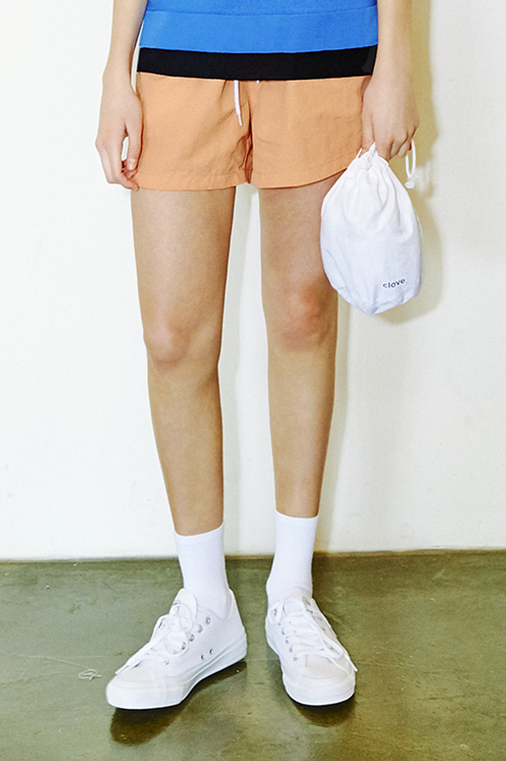 Summer Shorts _Women (Orange)