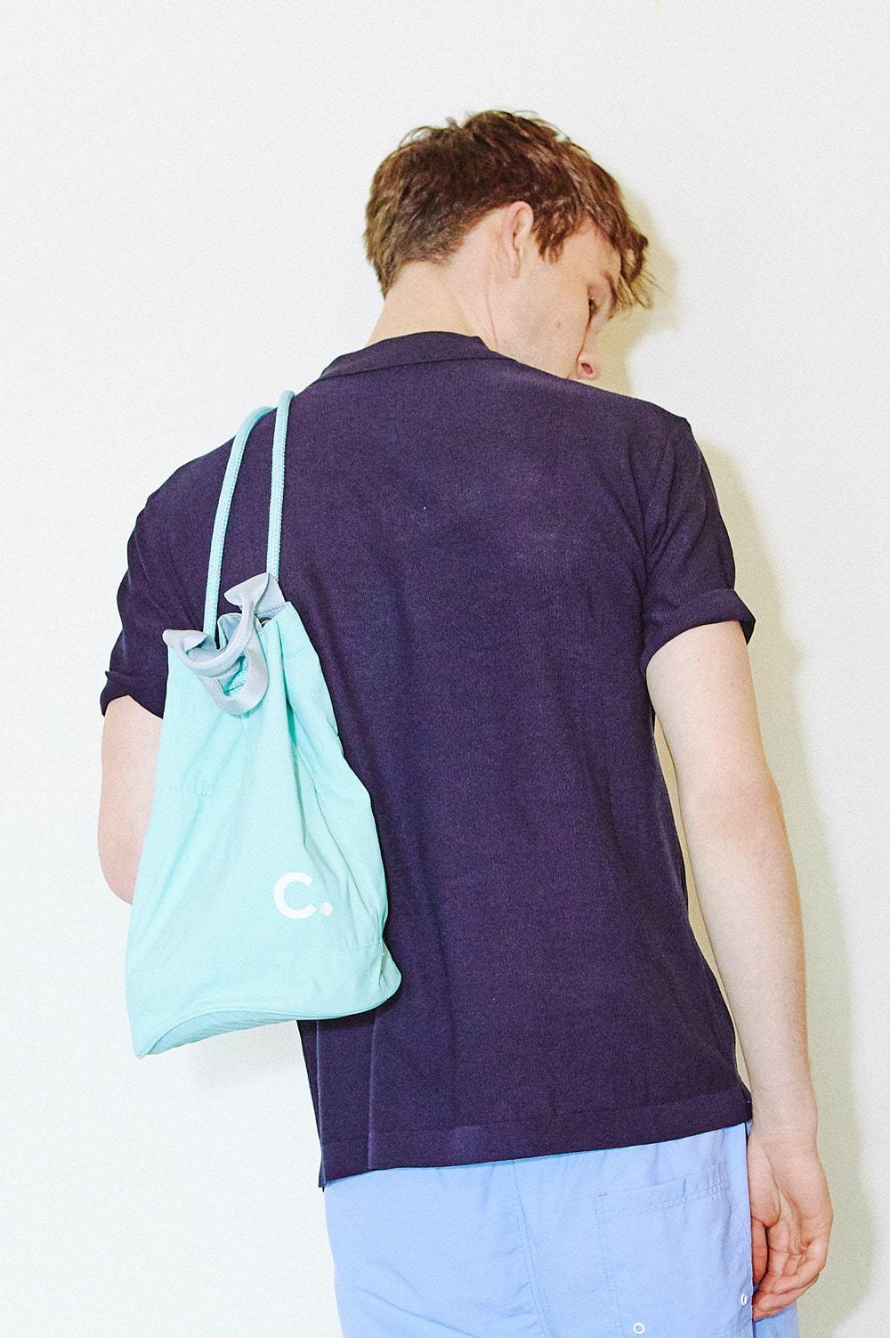 Active Gym Sack  (Mint)