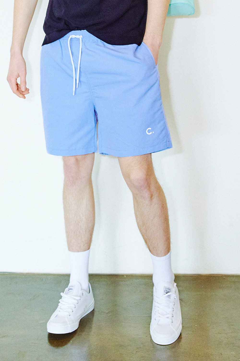 Summer Shorts _Men (Lavender)