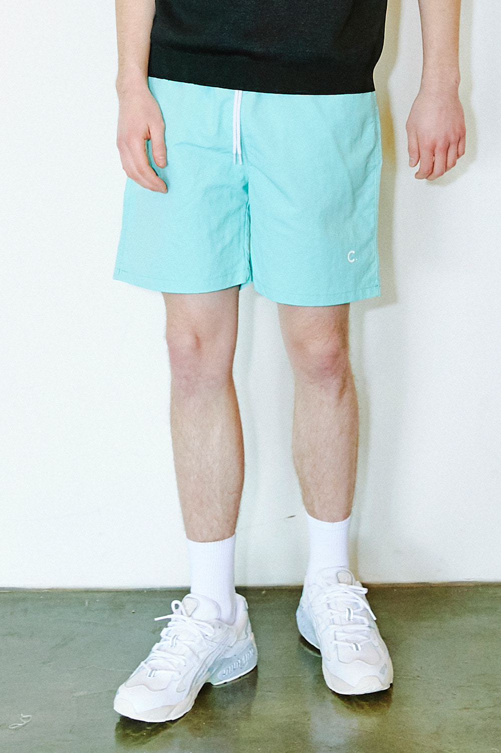 Summer Shorts _Men (Mint)