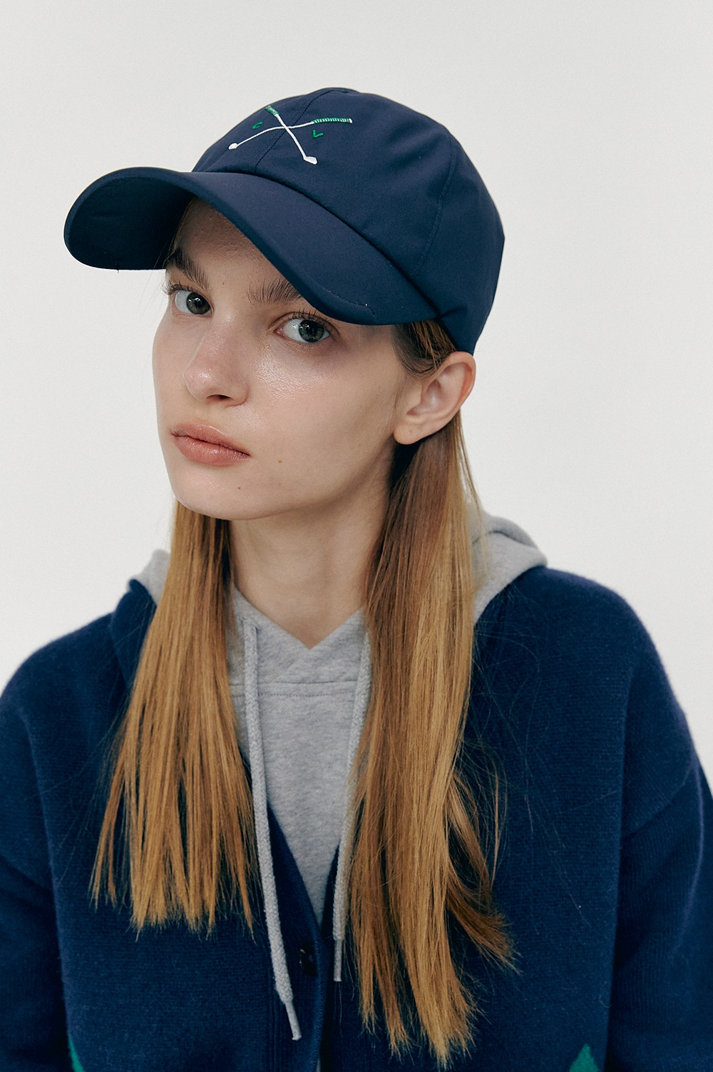 clove - Golf Cap (Navy)