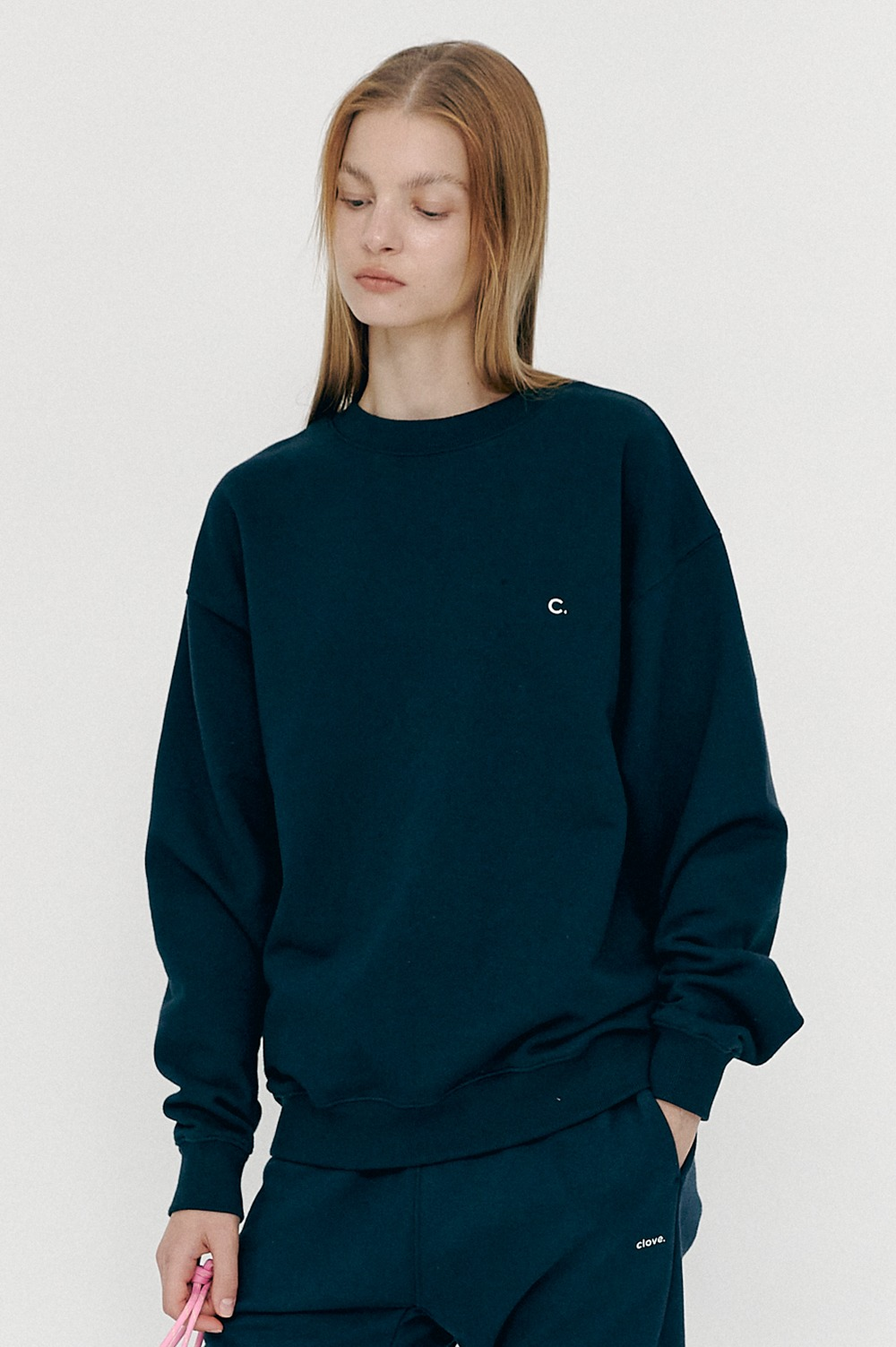 Active Sweatshirts _Women (Navy)