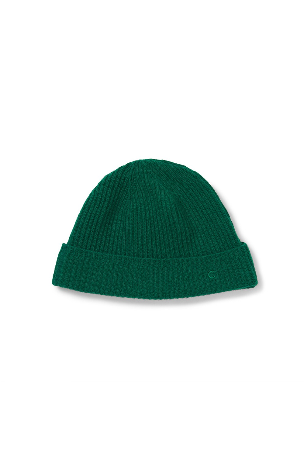 [FW20 CLOVE] Wool Knit Beanie (Dark Green)