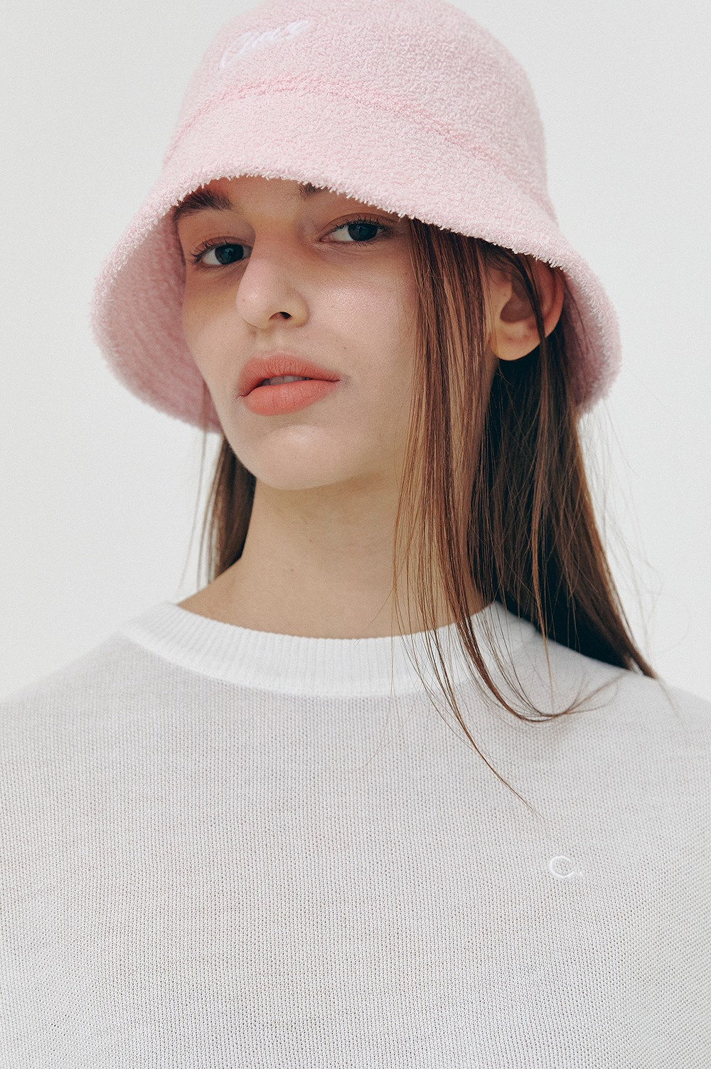 clove - [5/21(금) 예약배송][SS21 clove] Terry Bucket Hat Pink