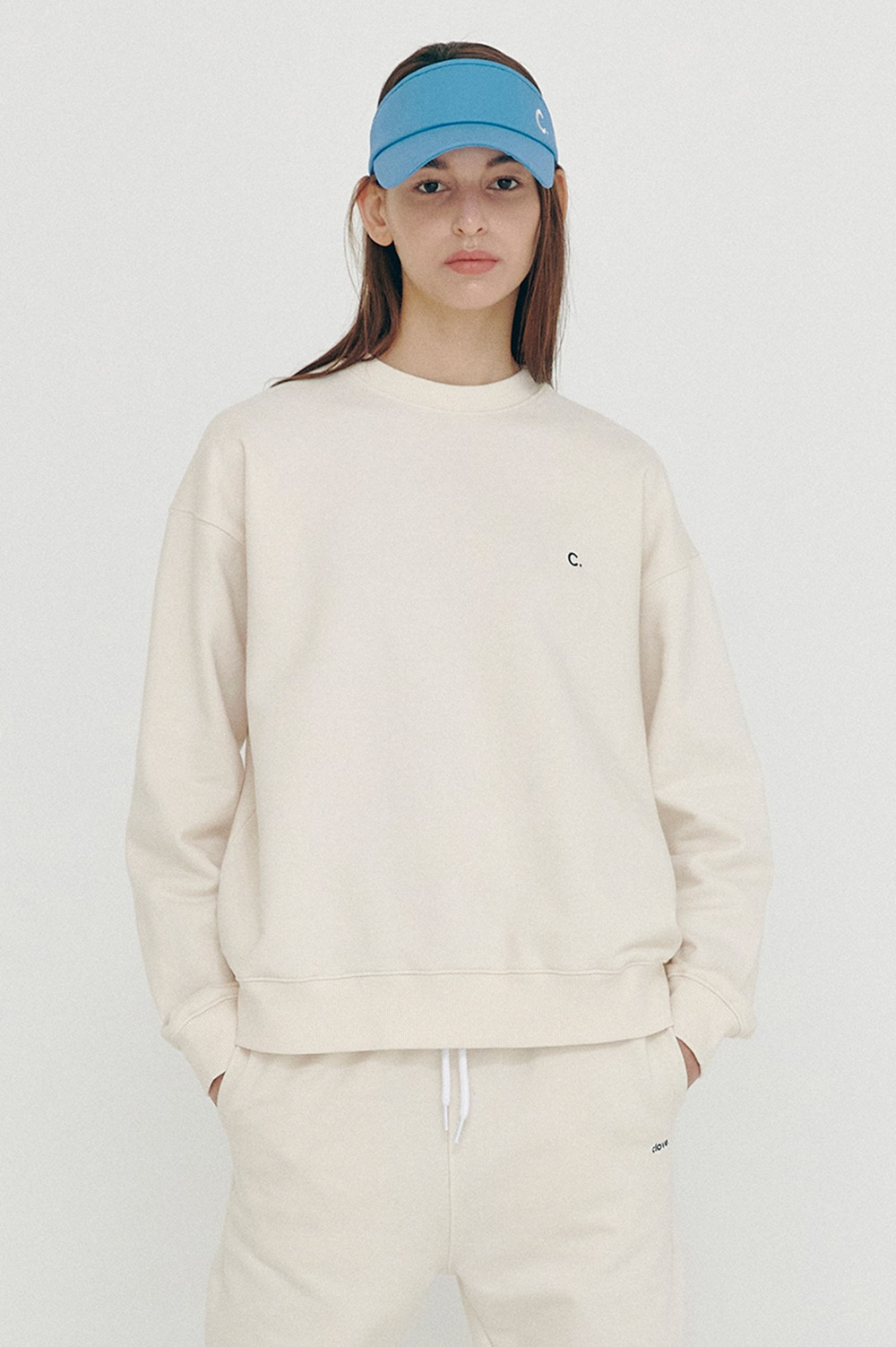 clove - Active Sweatshirts_Women Light Beige