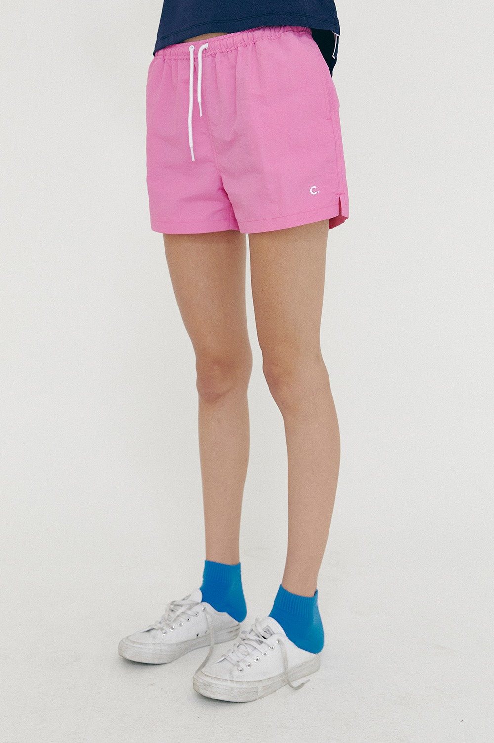 clove - [5/10(월) 예약배송][SS21 clove] New Summer Shorts_Women Pink